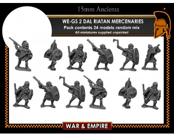 WE-GS02 Dal Riatan Mercenaries