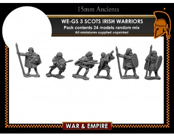 WE-GS03 Scots-Irish Warriors