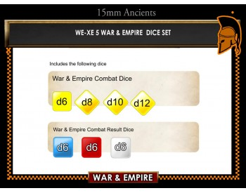 WE-X05 Dice Set