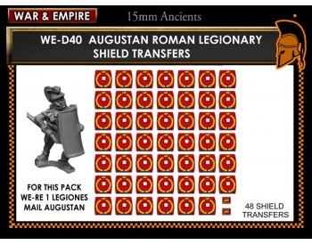 WE-D40 Roman Legionaries – Augustan (type 1)