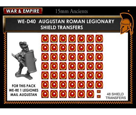 WE-D40 Roman Legionaries – Augustan (type 1)