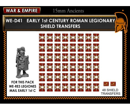 WE-D41 Roman Legionaries – 1st Century (type 1)