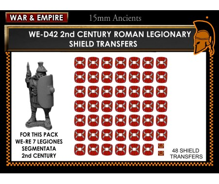 WE-D42 Roman Legionaries – 2nd Century (type 1)