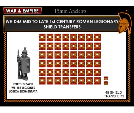 WE-D46 Roman Legionaries – 1st Century – Mid/Late (type 1)