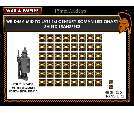 WE-D46A Roman Legionaries – 1st Century – Mid/Late (type 2)