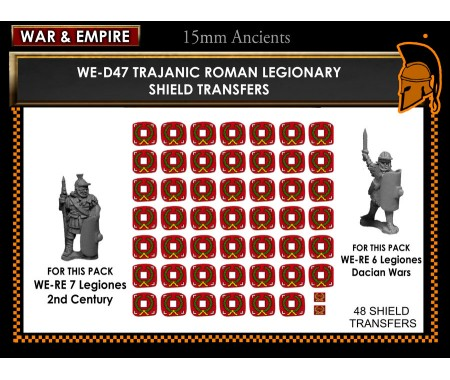 WE-D47 Roman Legionaries – Trajanic (type 1)