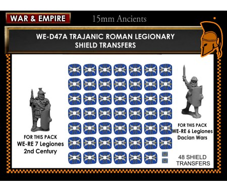 WE-47A Roman Legionarties -  Trajanic (type 2)